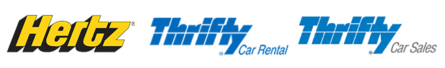 Thrifty Car Sales and Rentals